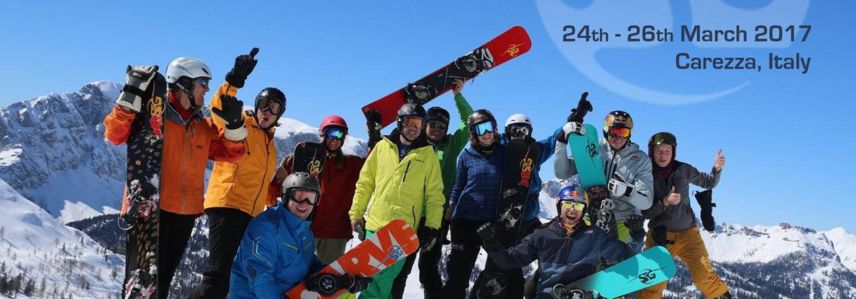 SNOWBOARD CAMP with Sigi Grabner 2017