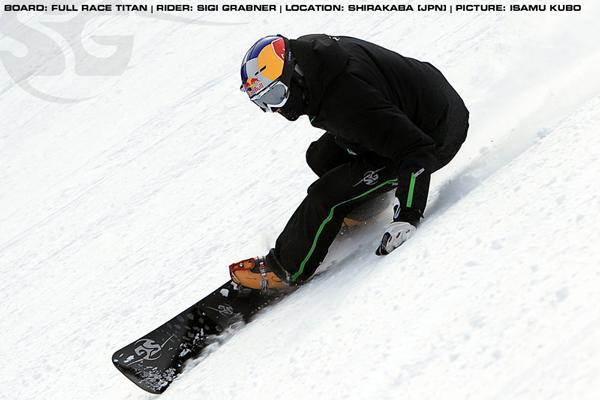 Full race titan sgsnowboards