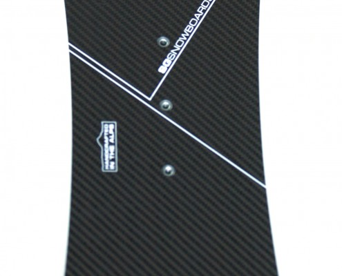 SG SNOWBOARDS Carbon Plate System 2015