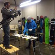 SG Snowboards Sigi Grabner Videos Backstage