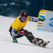 FIS Snowboard World Cup - Rogla SLO - PGS - LEDECKA Ester CZE © Miha Matavz