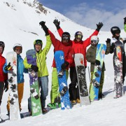 Snowboard Camp pic by Andy C. Ingold