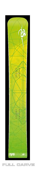SG SNOWBOARDS Full Carve 170 2016-17_menu