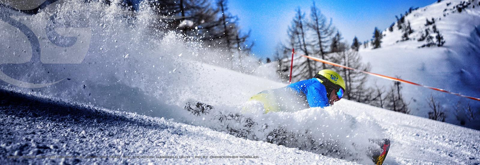 SG SNOWBOARDS Frank Hettler FULL RACE PRO TEAM 163 Nassfeld AUT by Christopher Rössler