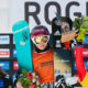 SG SNOWBOARDS Ester Ledecka Gold PGS Rogla 2016-17 Full Race Titan by FIS-Miha Matavz