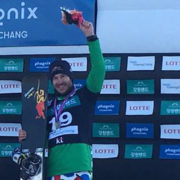 SG SNOWBOARDS Aaron March 3rd Pyeongchang Olympic PGS test event 2017 by Cesare Pisoni1