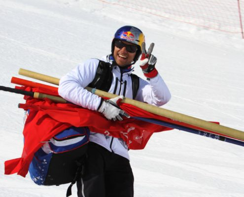 SG SNOWBOARDS Snowboard Camp with Sigi Grabner SG PRO TEAM riders 2017 Carezza1